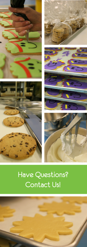 Bakery, Production, Corso's Cookies cookies, Shipping